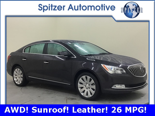 Pre-Owned 2014 Buick LaCrosse Premium I Group