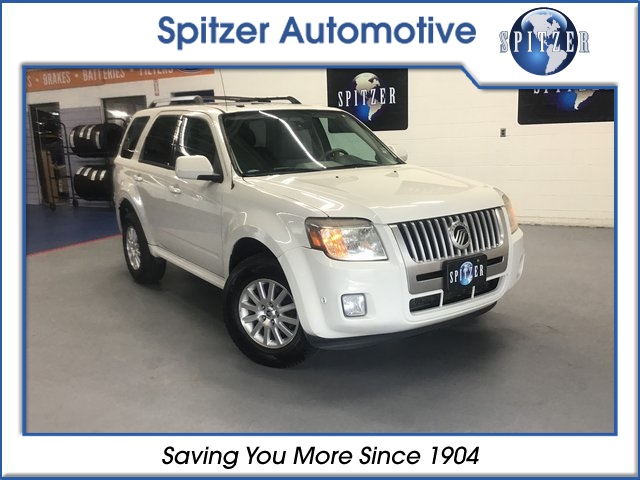 Pre-Owned 2010 Mercury Mariner Premier