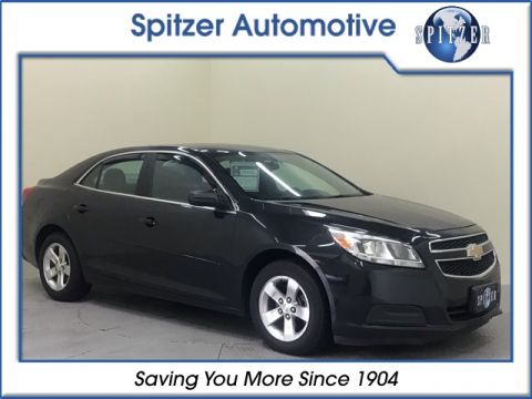 Pre-Owned 2013 Chevrolet Malibu LS