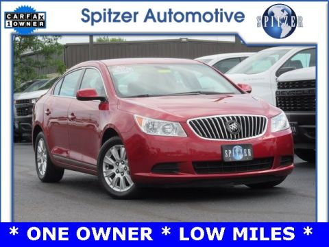 Pre-Owned 2013 Buick LaCrosse Base