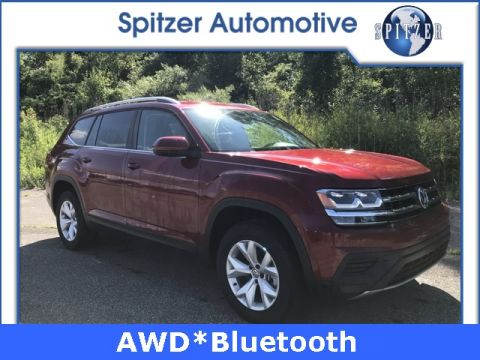 New 2018 Volkswagen Atlas S